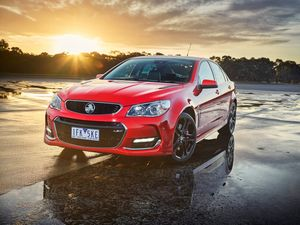 The last Australian Holden Commodore road test